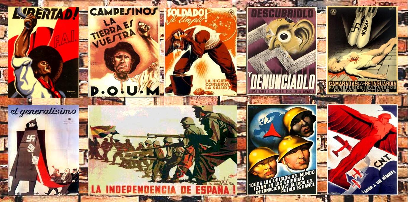 La Guerra Civil Española + Franco | Resources and ideas for language ...