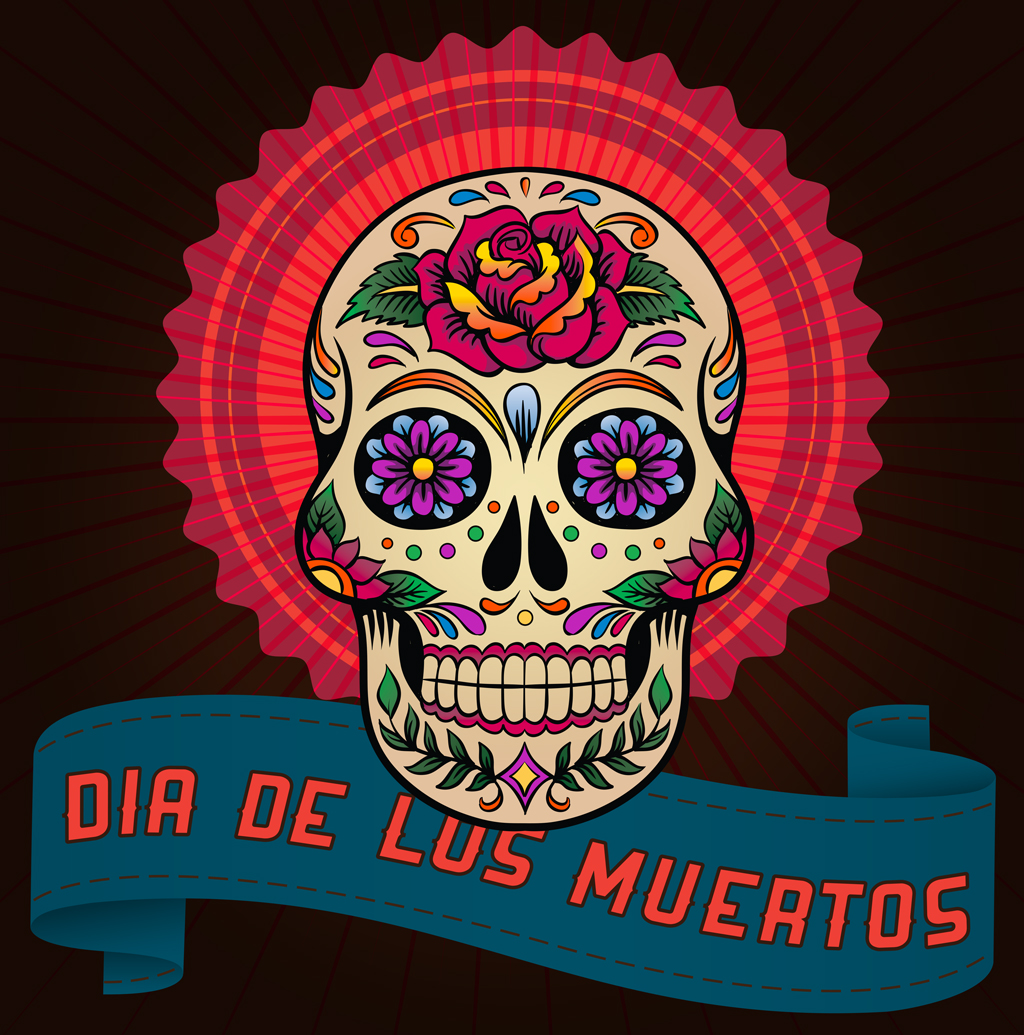 El Día de los Muertos coming up soon I'm posting two worksheets ...