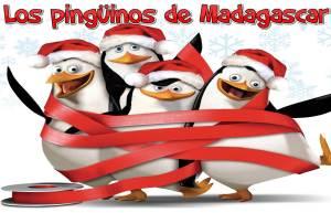 Pinguinos de Navidad
